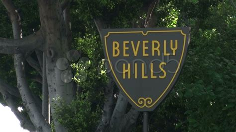 beverly hills sign beverly hills sign hd videos 450519 hd stock footage