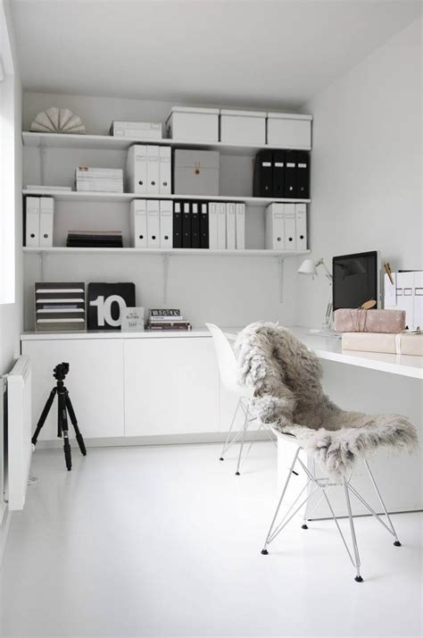 home office decor pinterio 37 stylish minimalist home office designs you