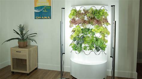 iharvest hydroponic indoor garden youtube