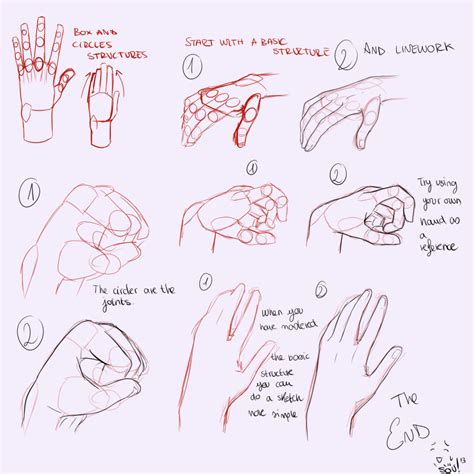 www tutorial anime hand drawing tutorial www imgkid com the image