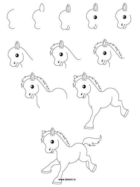 how to draw unicorns for beginners archives pencil