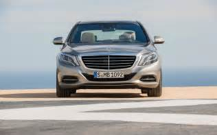 2014 mercedes s class front end 03 photo 3