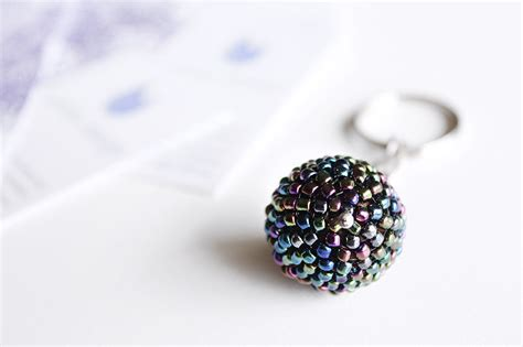 bead a cool handmade keychains handmade