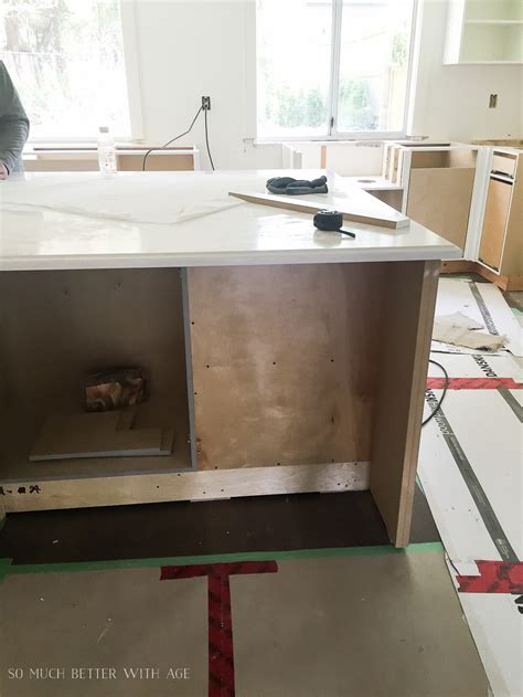 Install Quartz Countertop by Kitchen Renovation And Planning Countertops And Island