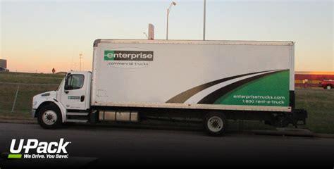 enterprise truck rental comparison