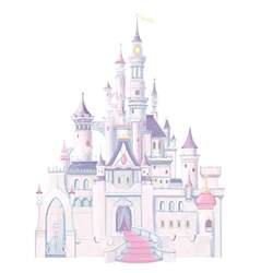princess castle wall sticker disney princess castle room wall stickers mural glittery