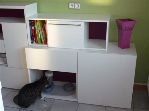 Schrank Katzenklo by Tipp Melrose96 Katzenklo Verstecken Zimmerschau