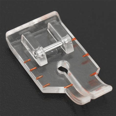 1 4 Inch Quilting Foot by 1 4 Inch Quilting Patchwork Transparent Presser Foot For