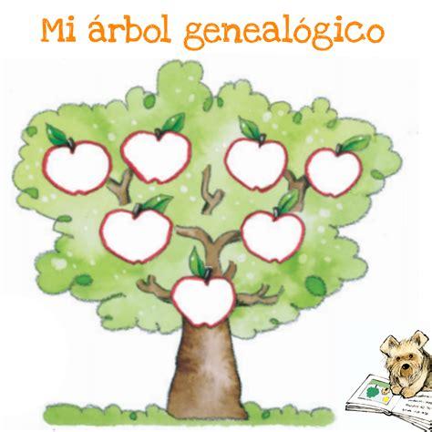 imagenes de la familia para arbol genealogico mi 225 rbol geneal 243 gico plantilla family tree gemser