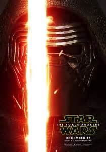 Star wars the force awakens korean poster puts kylo ren front