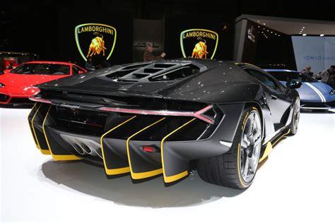 Lamborghini 2016 Centenario   Geneva show: Lambo debuts $2