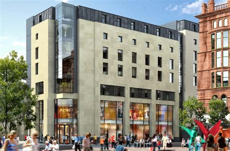 St Square mothballed st enoch square hotel plan dusted may 2016 news architecture in profile the