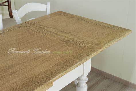 tavole da cucina allungabili tavoli country allungabili in abete tavoli