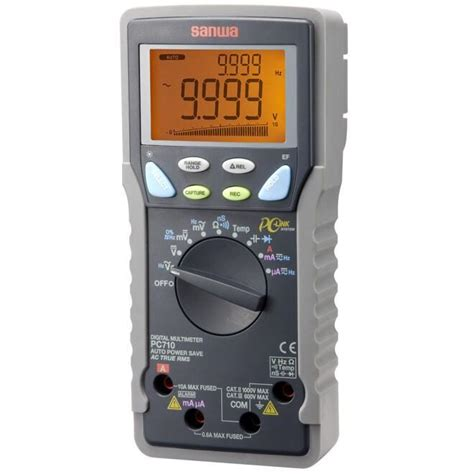 Multimeter Sanwa Pc 5000 sanwa malaysia tools equipment distributor