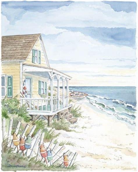 beach cottage cottages pinterest beach cottage buoys fine art print life s a beach