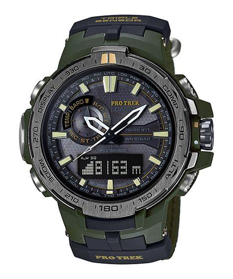 Casio Protrek Prw6000 Black protrek green black prw 6000sg 3