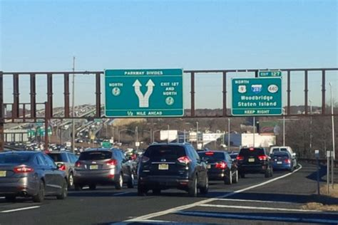 Traffic On Garden State Parkway South by Thanksgiving Traffic Avoid These Trouble Spots If You Can