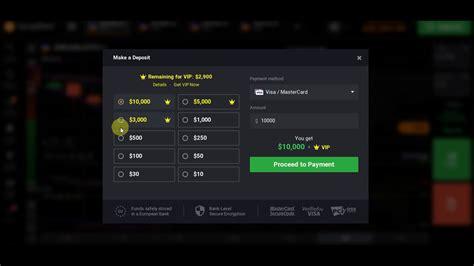 tutorial deposit iq option how to deposit iq option account iq option deposit