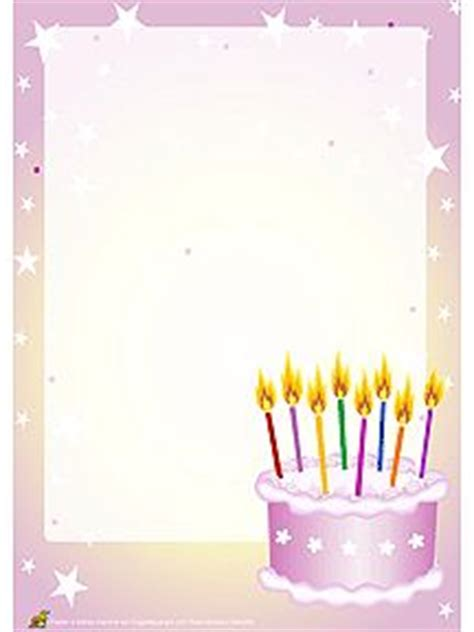 birthday letter template birthday letter template pink letter templates