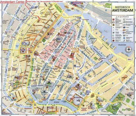 map of amsterdam large amsterdam maps for free and print high resolution and detailed maps