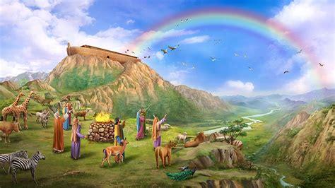 genesis covenant genesis 9 1 17 god s covenant with noah