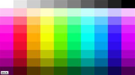 c color table algorithm stack overflow