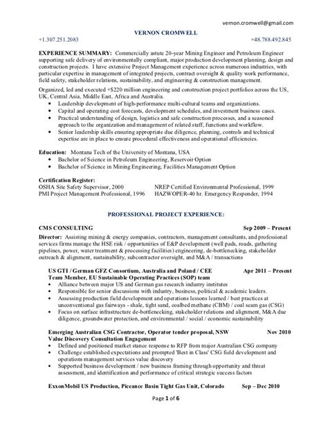 Customs Officer Sle Resume by Custom Officer Resume Stonewall Services