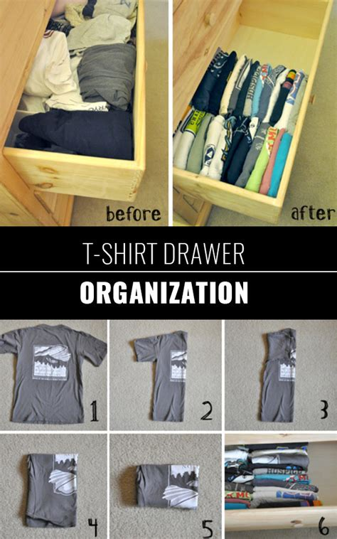 Organizing Shirts In Closet by 31 Closet Organizing Hacks And Organization Ideas Diy Joy