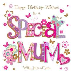 special mum happy birthday greeting card cards love kates