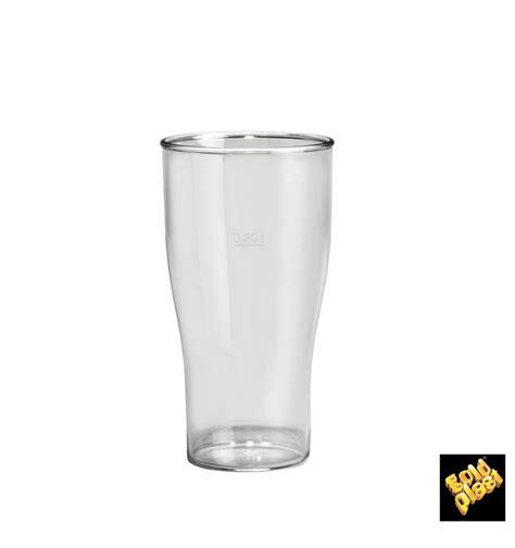 bicchieri birra plastica bicchiere plastica per birra trasp san 216 73mm 350ml 5