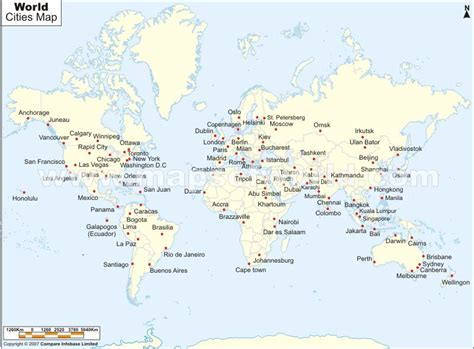 world map cities where is chicago located on the world map