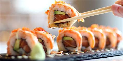 sushi healthy  healthy  sushi