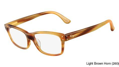 light brown glasses frames buy ferragamo sf2646 frame prescription eyeglasses