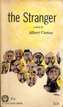 strangers a novel books literary noir the by albert camus 1942 by