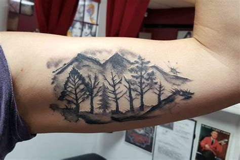 tattoo new view 40 mountain tattoo designs for men climb the highest peak