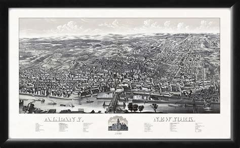 the history of the city of albany new york from the discovery of the great river in 1524 by verrazzano to the present time classic reprint books albany ny 1879 vintage city maps restored city maps