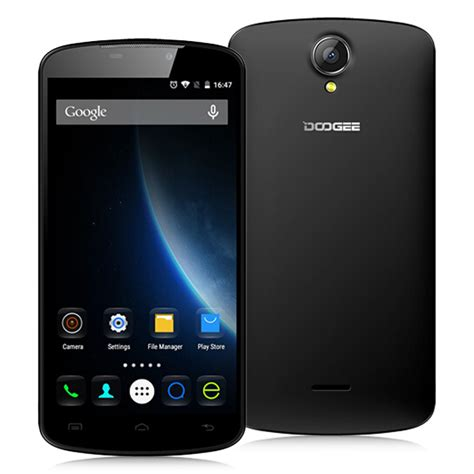 doogee x6 pro 5 5inch hd android 5 1 2gb 16gb mt6735