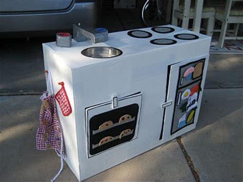 kitchen cabinets in a box cardboard box kitchen family crafts