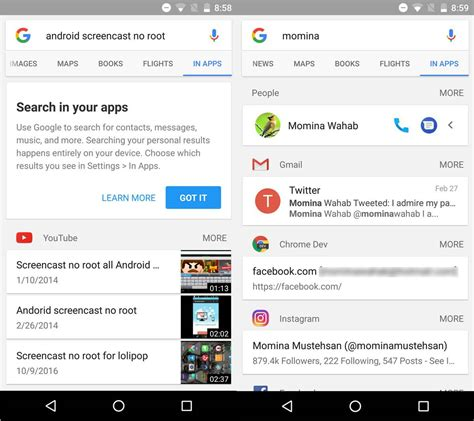 image search app android how to hide apps from search in android