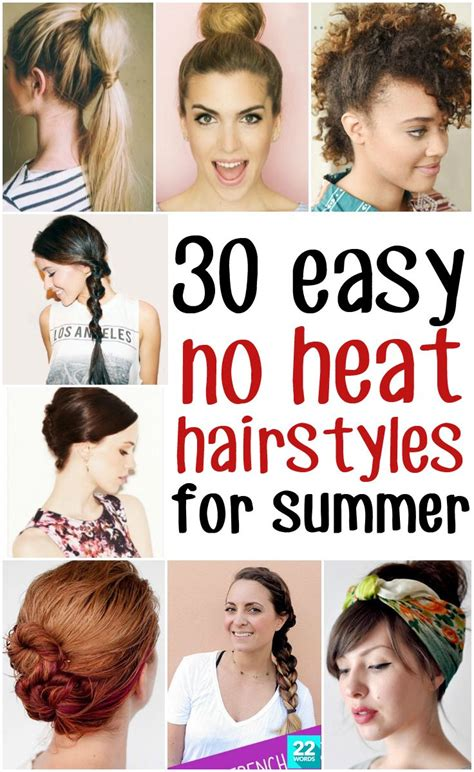 15 of the best hairstyles for hot humid weather brit co easy hairstyles for hot weather hair