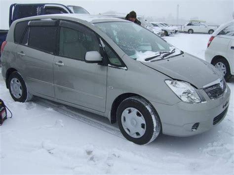 Toyota Corolla 2002 For Sale 2002 Toyota Corolla Spacio For Sale