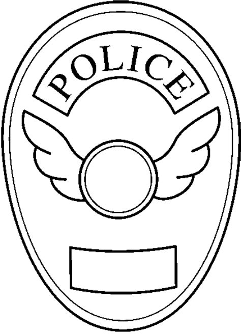 badge coloring page free coloring pages of firefighter badge