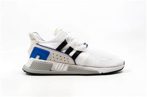 Sepatu Adidas Eqt Adv Cushion White Black Premium Quality adidas eqt cushion adv white black cq2379