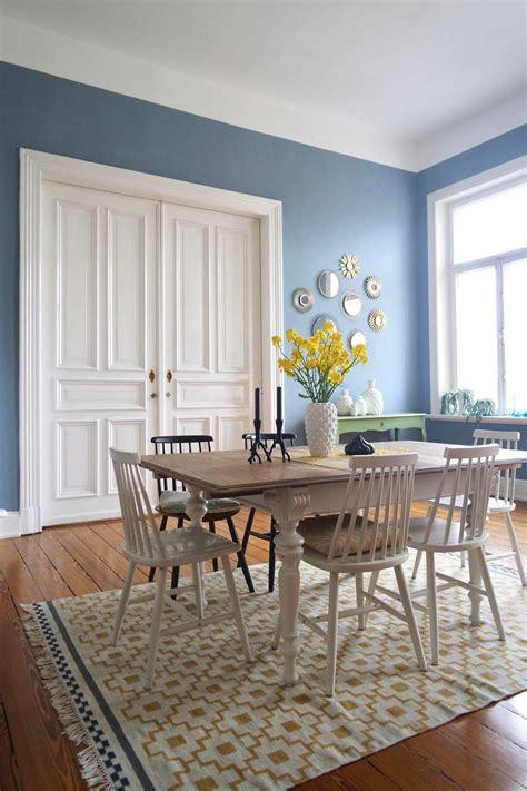Wandfarben Für Flur by Wandgestaltung Flur T 252 Rkis Blau