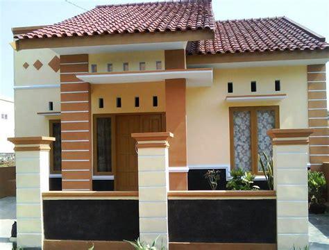 cat rumah minimalis warna coklat muda  wallpaper