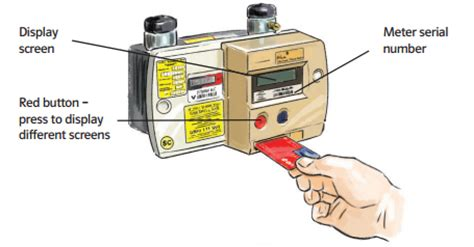 gas meter diagram gas meter display messages understand the displays on