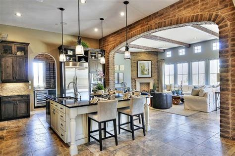 Floor And Decor Phoenix Az by Incorporating Exposed Bricks In Stylish Designs Around The