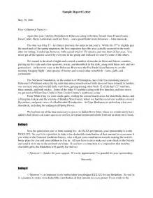 Business Letters And Reports Best Photos Of Exle Of A Report Sle Lab Report
