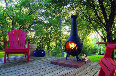 best aluminum chiminea reviews outdoormancave