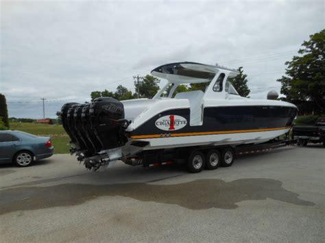 cigarette boats 42 huntress for sale cigarette 42 huntress with mercury 400 verado s for sale
